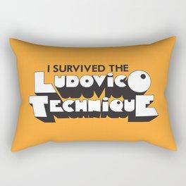 Ludovico Technique Rectangular Pillow