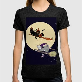 Witches' Familiars? T-shirt