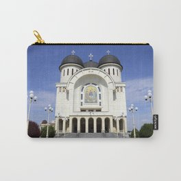 arad orthodox cathedral Carry-All Pouch