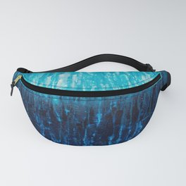 City In The Rain Fanny Pack