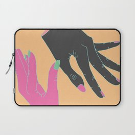 Fingers Laptop Sleeve