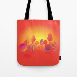 Witch Camp Tote Bag