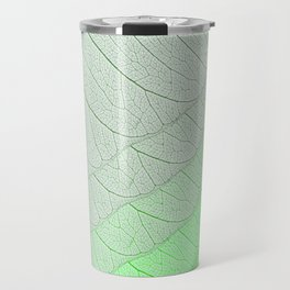 Leaves Green Travel Mug