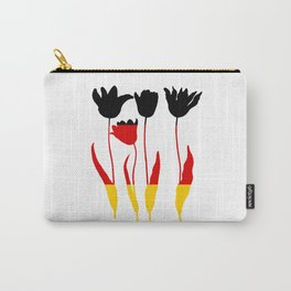German Flag - Tuilps Carry-All Pouch
