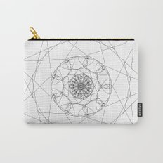love mandala number 2 Carry-All Pouch