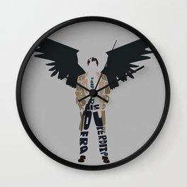 Castiel Wall Clock