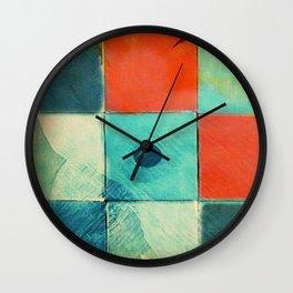 Jolis Parrots 2 Wall Clock