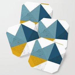 Modern Geometric 19 Coaster