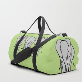 Big Elephant Duffle Bag