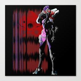 Widow Maker Canvas Print