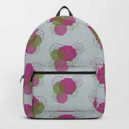 Succulents (grey) Backpack