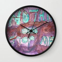breakout Wall Clock