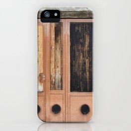 Eronga Door iPhone Case