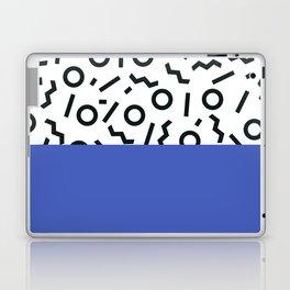 Memphis pattern 44 Laptop & iPad Skin