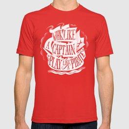 like a pirate T-shirt