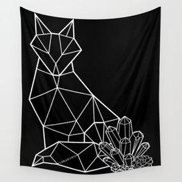 So Foxy Wall Tapestry