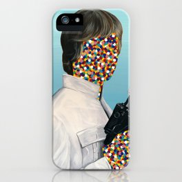 Rebel Scum - 03 iPhone Case
