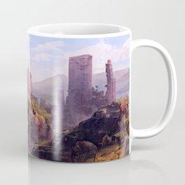 Forgotten Temple Coffee Mug