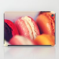 macaroons iPad Cases featuring Macaroons by Sushibird