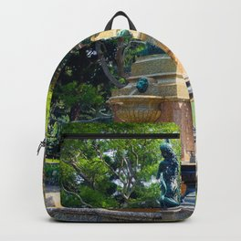 Hyde Park Fountain Backpack