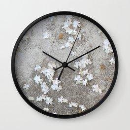 Stars at My Feet Wall Clock