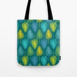 Retro Spring Nature Print II Tote Bag