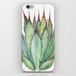 Sword Agave iPhone Skin