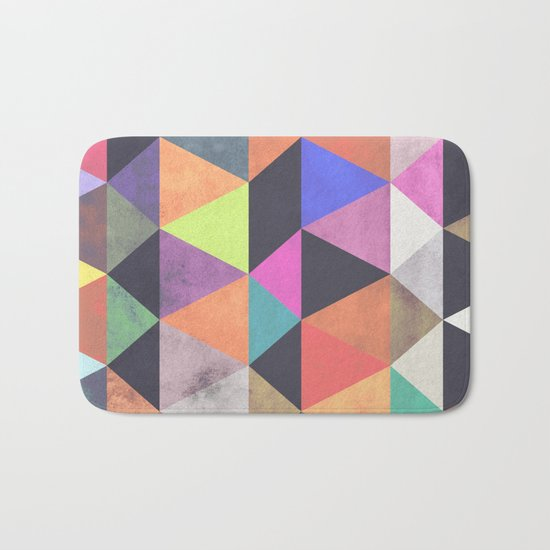 colour + pattern 12 Bath Mat