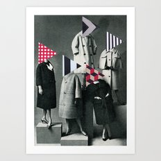 Fashion Forward Art Print