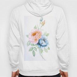 Vintage Rose 8 Hoody