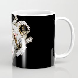 Astronaut Bruce McCandless Floating Free Coffee Mug