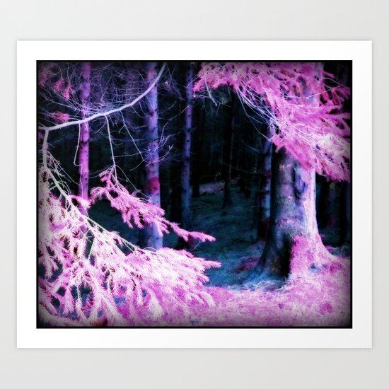 - Dream Forest - Art Print