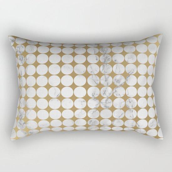 Marble #13 Rectangular Pillow