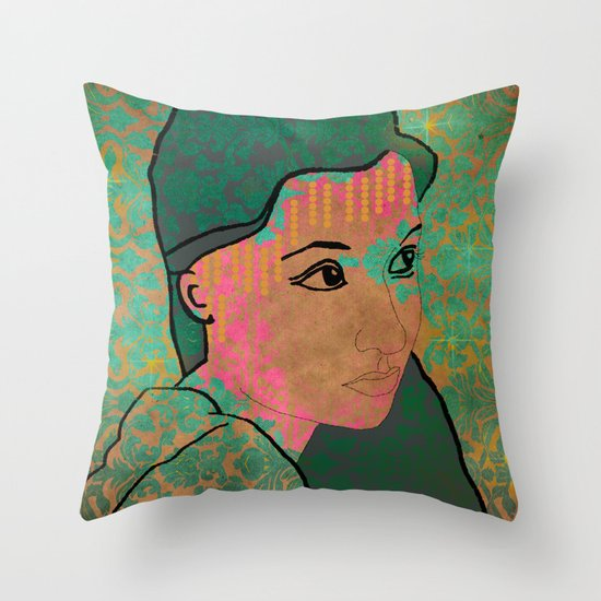 148 Throw Pillow