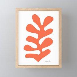 Henri Matisse, Papiers Découpés (Cut Out Papers) 1952 Artwork Framed Mini Art Print