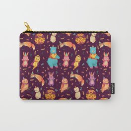 Party Animals II Carry-All Pouch