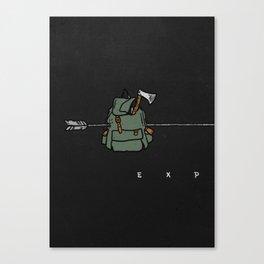 Explore - I Canvas Print