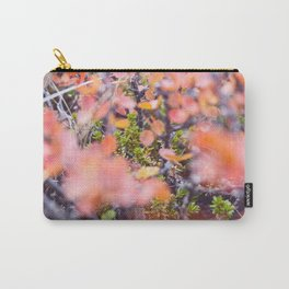 Colorful twigs Carry-All Pouch