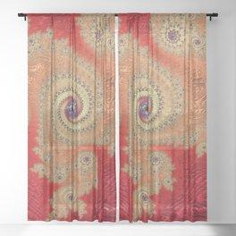 Simorgh Sheer Curtain