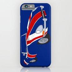 Shaguar (On Blue) Slim Case iPhone 6s