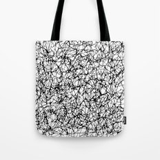 are you nervous? Tote Bag