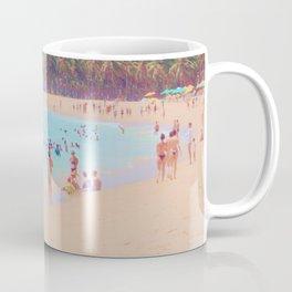 let's go to the brazilian beach Coffee Mug