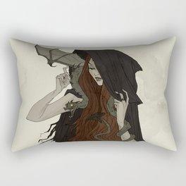 Little Helper Rectangular Pillow