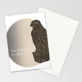 The Black Bird of Legend Stationery Cards