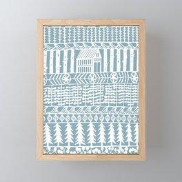 harmonious Framed Mini Art Print