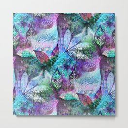 Nocturnal Whimsy Metal Print