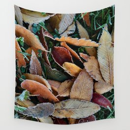 frosty mornings Wall Tapestry