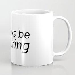 Let Boys be Nurturing Coffee Mug