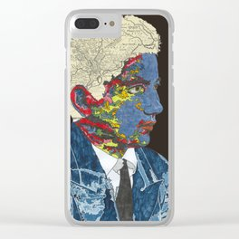 No GPS for This Territory Clear iPhone Case