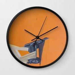 Escape From Boredom Wall Clock